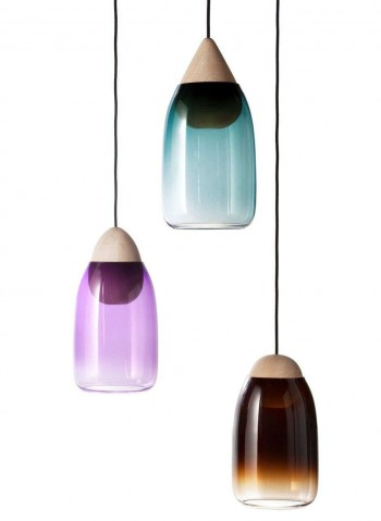 Lamps with different colors